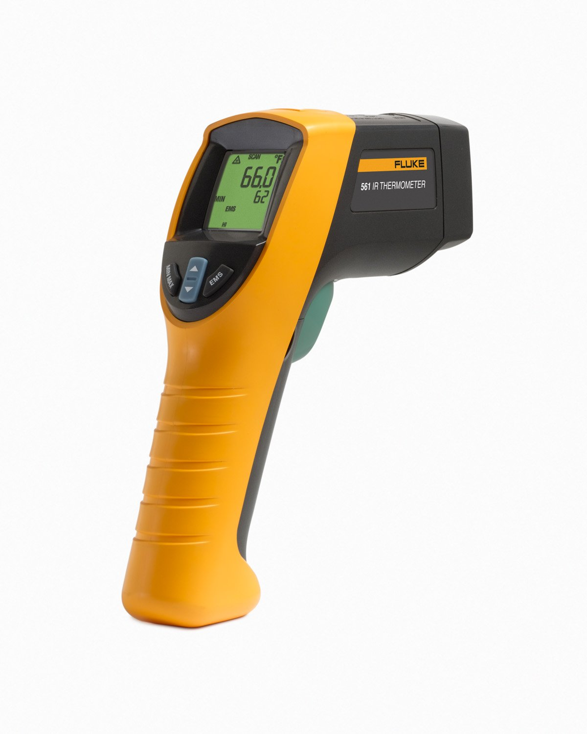 Fluke 561 HVAC Pro Infrared Thermometer, -40 to +1022 Degree F Range
