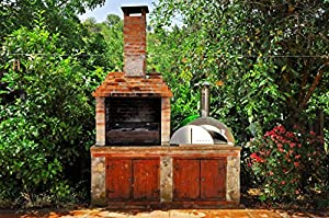forno allegro wood fired pizza oven nonno peppe - Wood Fired Oven