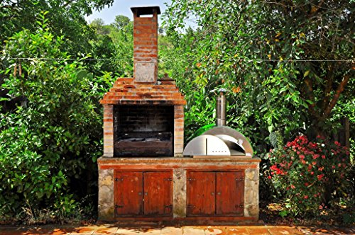 - Forno Allegro Wood Fired Pizza Oven - Nonno Peppe