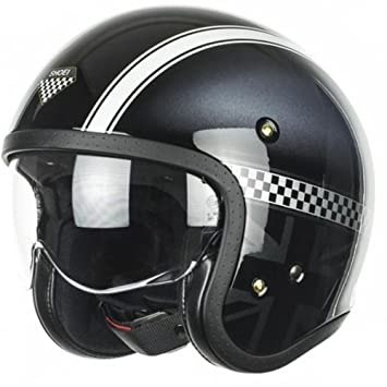 Shoei Casco J.O. Hawker TC5 Motorcycle Tamano M