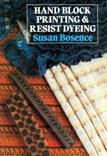 Hand Block Printing & Resist Dyeing