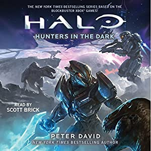 HALO: Hunters in the Dark Hörbuch
