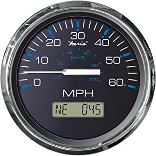 Faria 33726 Chesapeake Speedometer by Faria