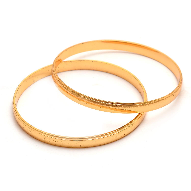 Prakash Jewellers Plain Bangles for Men and Women