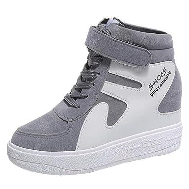 pretty nice d31d4 39a87 UOMOGO 6 Scarpe sneakers estive eleganti donna scarpe da ...