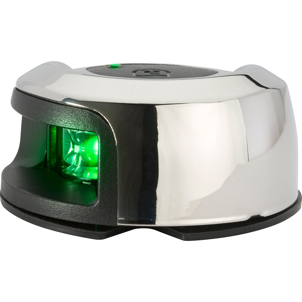 Side Yes Lights - Yes - Black, Black, White White ATTWOOD LightArmor Deck Mount Navigation Lights B0767GLWWV, 笹かまぼこの佐々直:a6aa18f7 --- lindauprogress.se