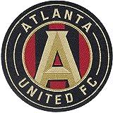 Atlanta United FC Soccer Team Crest Pro-Weave Jersey MLS Futball Patch