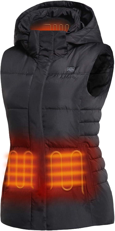 ORORO Women's Heated Jacket