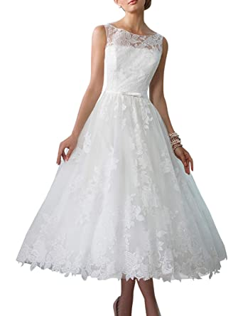 1f1170dcaf Amazon.com  JoyVany Women Tulle Prom Dresses Wedding Dress Short 2019  Formal Gowns JV505  Clothing