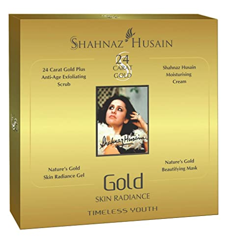 gold shahnaz facial hussain