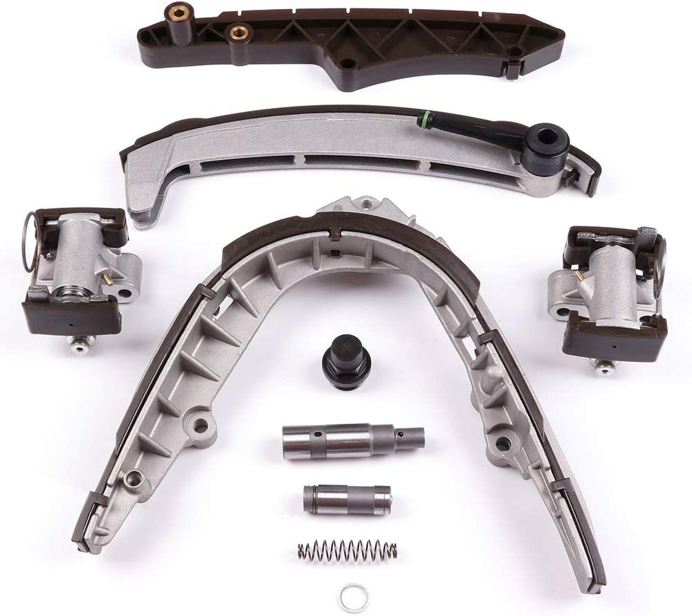 OCPTY Timing Chain Kit fits for 11311745406 for BMW 540i 740i 840Ci X5 Z8 for Land Rover Range Rover 4.4L 4.6L 4.8L 4.9L 5.0L 1997 2003