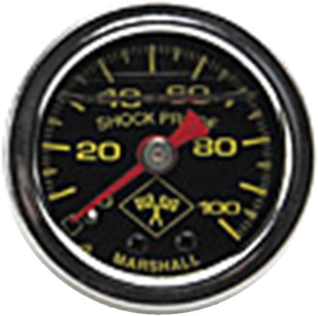 Edelbrock//Russell 650320 Fuel Pressure Gauge