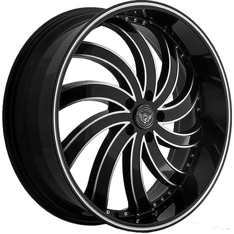 Amazon Com 22 Inch Wheels And Tires Tahoe Escalade Gmc Chevrolet
