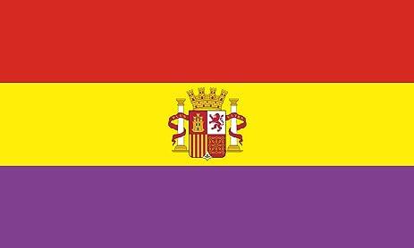 Magflags Large Flag Second Spanish Republic   Segunda Repblica Espa