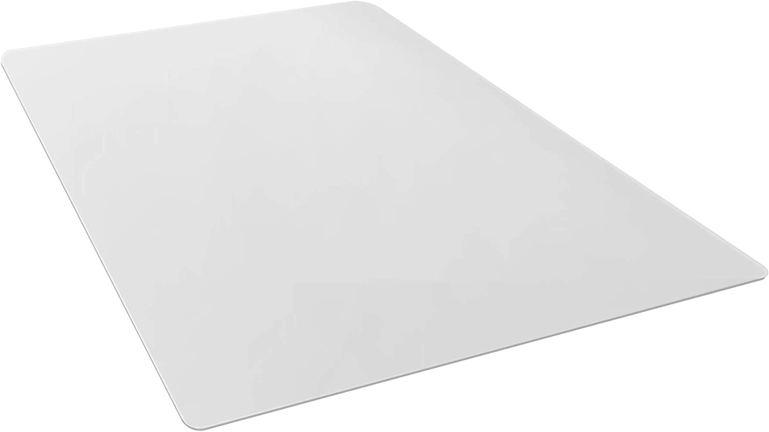 "AmazonBasics Polycarbonate Anti-Slip Chair Mat for Hard Floors - 47"" x 59"""
