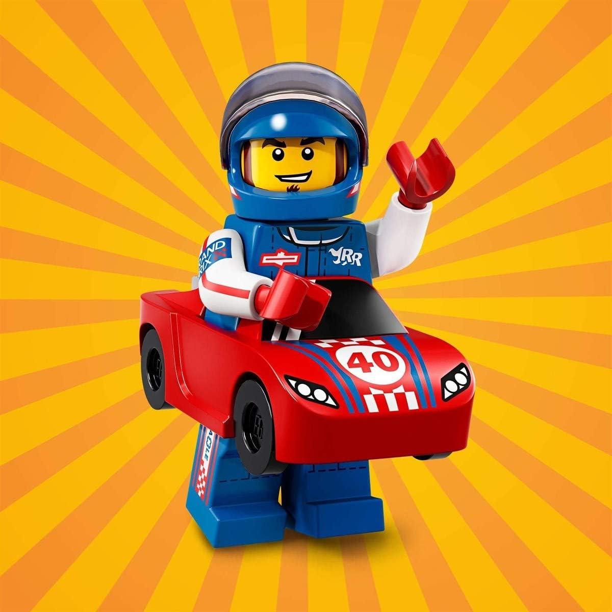 LEGO Minifigures Series 18 - Chico con disfraz de piloto: Amazon ...