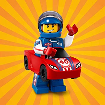 LEGO Minifigures Series 18 - Chico con disfraz de piloto: Amazon ...