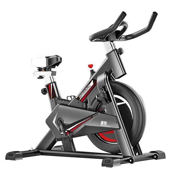 NA Bicicleta estática de interior, bicicleta de spinning Equipo de ...