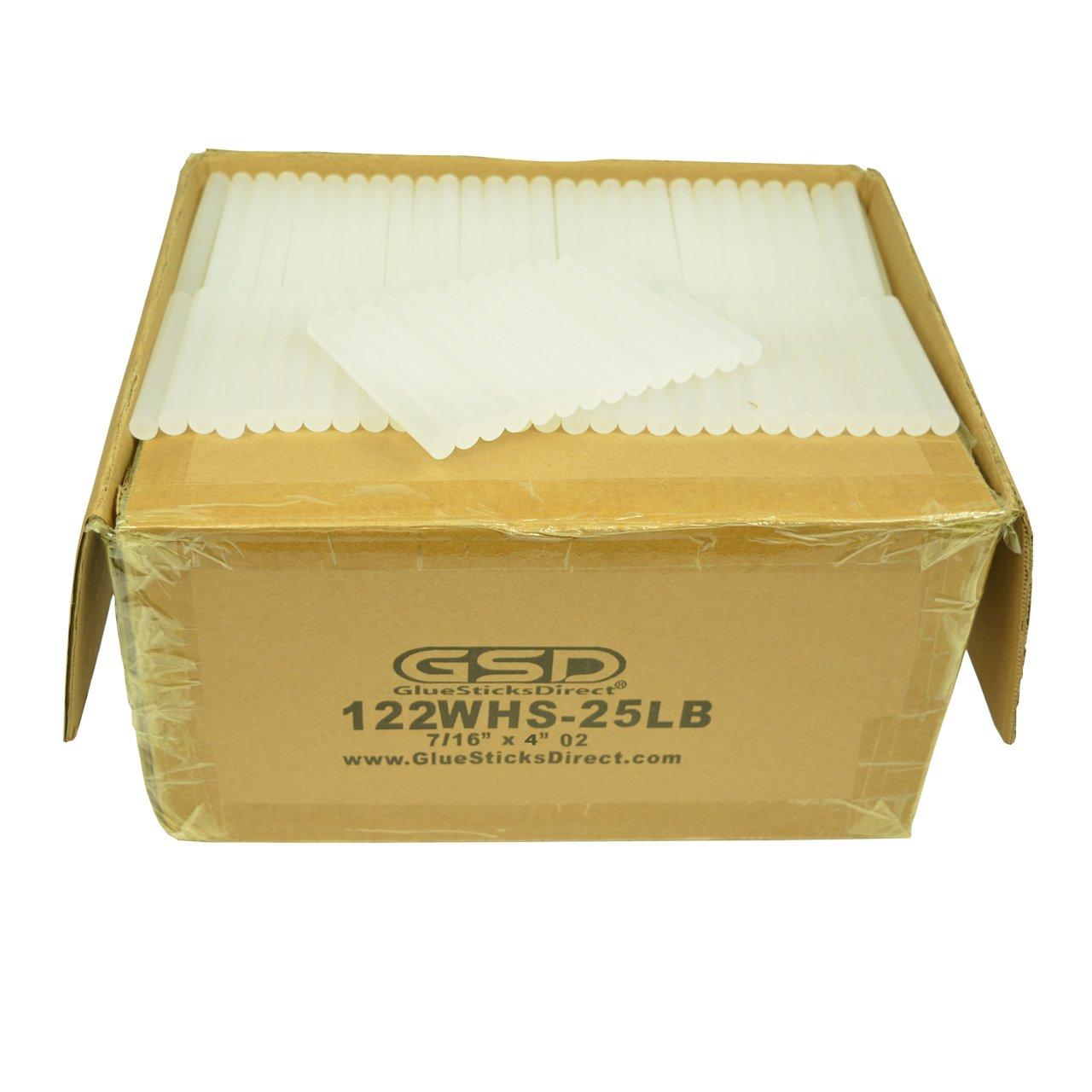 Wholesale Hot Melt Glue Sticks 7/16'' X 4'' 25 lbs bulk