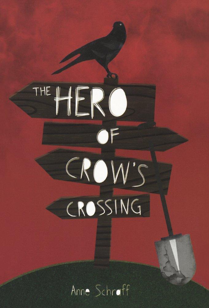 Read Online The Hero At Crow's Crossing (Turtleback School & Library Binding Edition) (Red Rhino) pdf epub