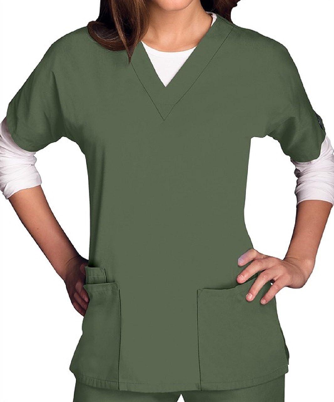 Cherokee - patrones para pijamas de hospital Unisex médicos 32 túnicas con varios colores están disponibles en 4700: Amazon.es: Ropa y accesorios