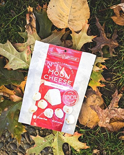 Moon Cheese 2 OZ, Pack of Three, Pepper Jack, 100% Cheese and Gluten Free by Moon Cheese (Image #4)