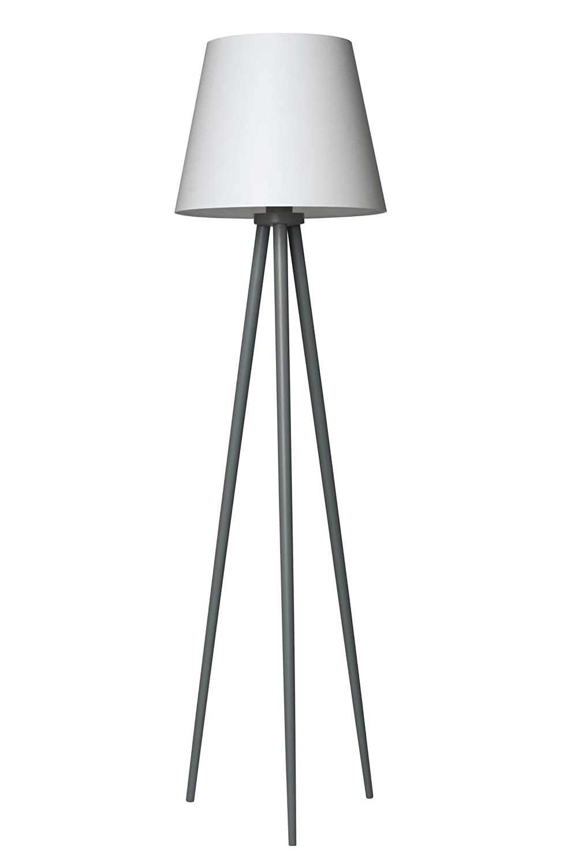 Bauhaus Dreibein Stehlampe Weiss Hohe 160cm 3 Beinig Trichter