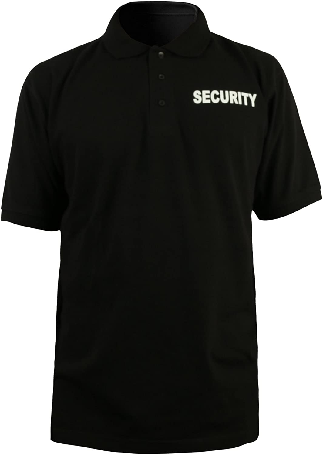 AracciUS Security | Professional Security Officer Polo Shirt