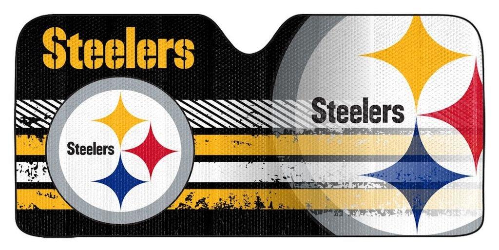 Pittsburgh Steelers Auto Sun Shade