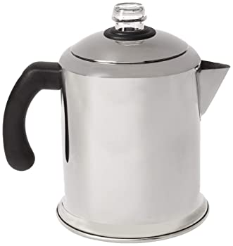 Farberware 50124 Classic Stainless Steel Yosemite 8-Cup Coffee Percolator