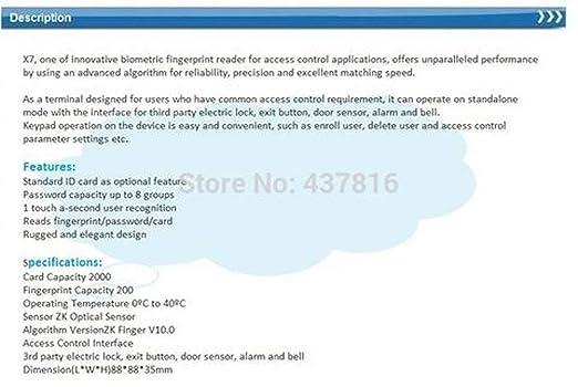 Apricot FingerPrinting Password Windows 7 64-BIT