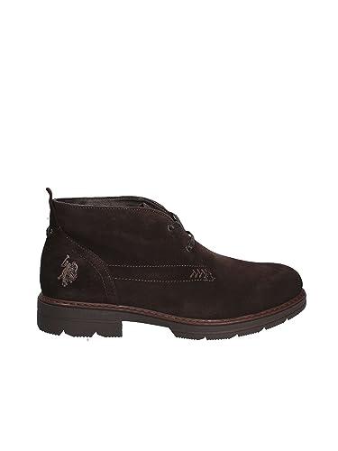 U.s. polo assn. ELTON4084W7/S1 Zapato Casual Hombre Marròn 40 ...