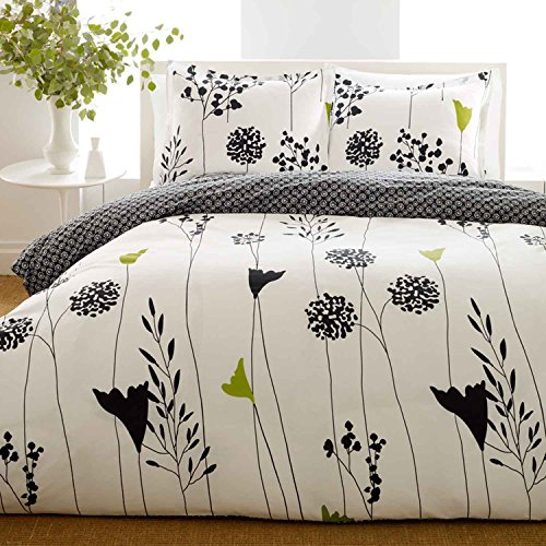 UPC 883893117549, Perry Ellis, Asian Lily Collection, Duvet Set, King