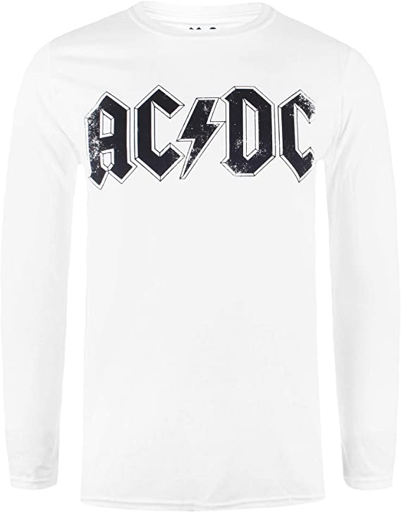 AC/DC Back In Black Camiseta para Hombre: Amazon.es: Ropa y accesorios