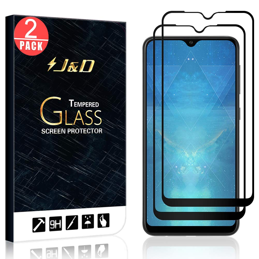 Vidrio Templado Samsung A10 [2un.] J-D