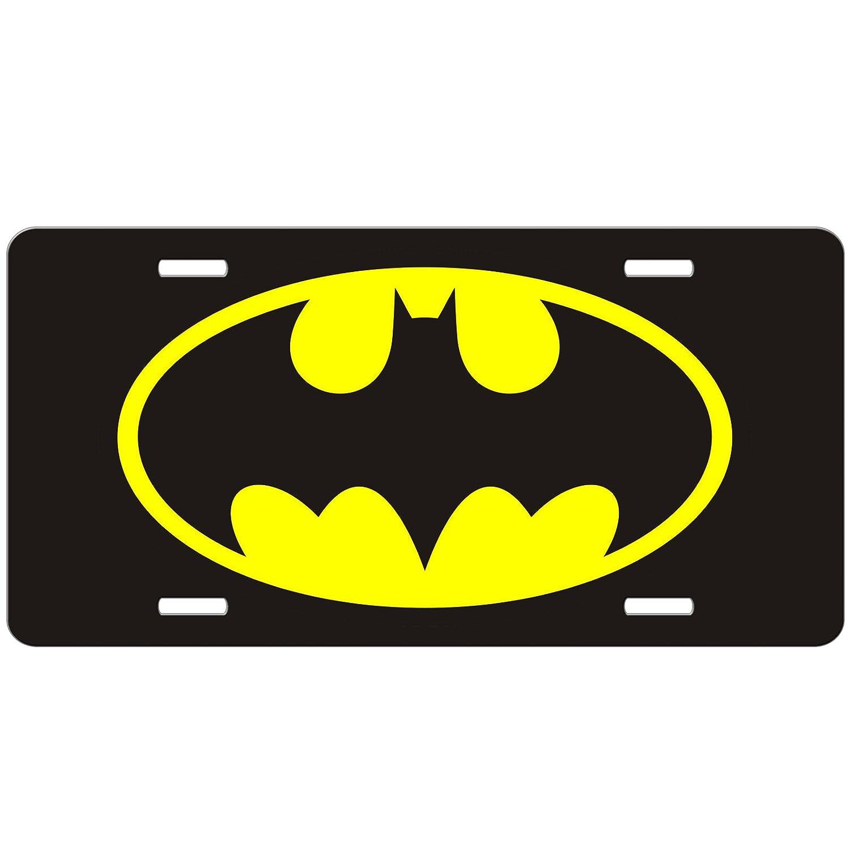 Amazon batman car tag auto tag batman license plate amazon batman car tag auto tag batman license plate automotive buycottarizona