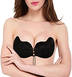 Bath & Shower Beauty & Health 2017 New Releases Silicone Push Up Strapless Invisible Bra Chest Support Brace Posture Corrector Body Sculpting Strap For Lady
