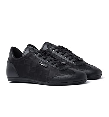 b2ad5ecce288 Cruyff Mens Mens Recopa Classic Trainers in Black - UK 11: Amazon.co ...