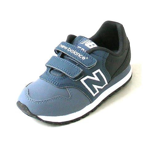 super popular 43762 b0cb0 New Balance Kv500-bgy-m, Sneakers Basses Mixte Enfant, Bleu ...