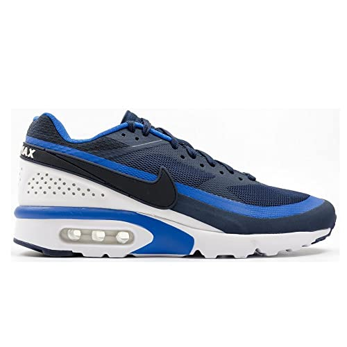 6970e828f5 Nike Air Max BW Ultra Mens Running Trainers 819475 Sneakers Shoes blau 42.5  M EU: Buy Online at Low Prices in India - Amazon.in