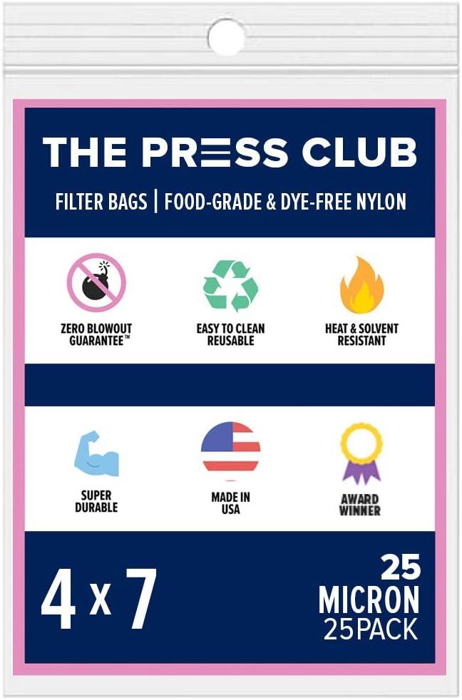 The Press Club 25 Micron 4