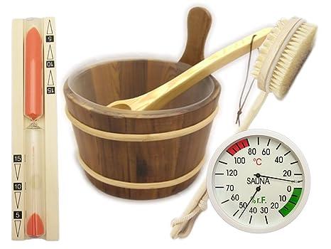 saunakübel saunaeimer saunaset aufgusseimer sauna aufguss saunazubehör sauna
