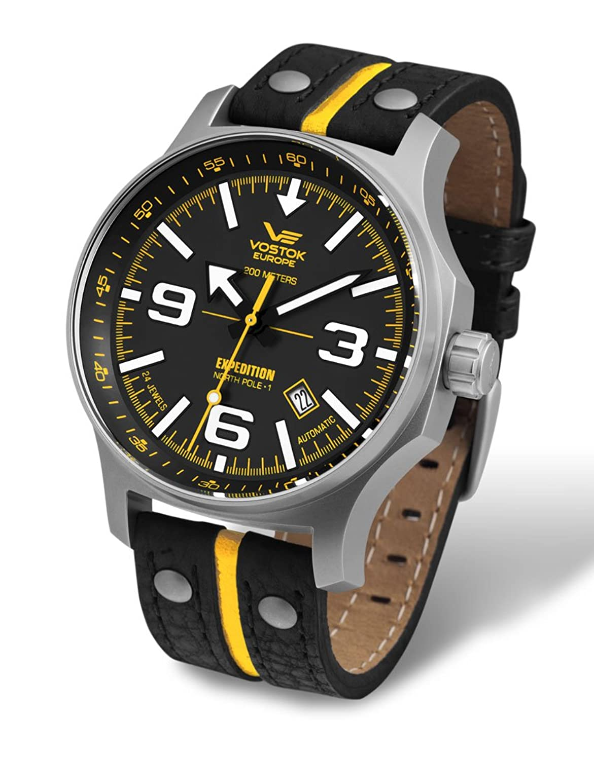 Vostok Europe Expedition Nordpol 1 Automatik Herrenuhr 5955196