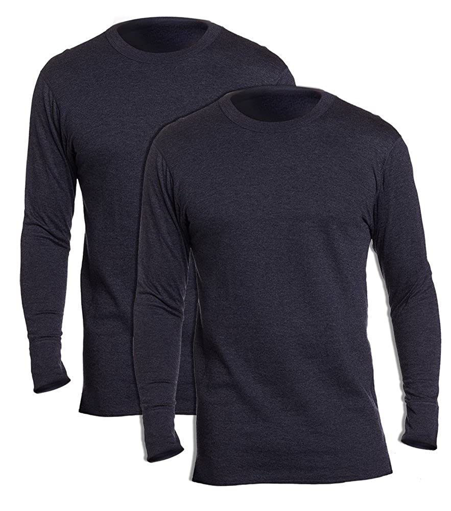 Duofold Men's Thermal Wicking Crew (Pack of 2) KMW1A
