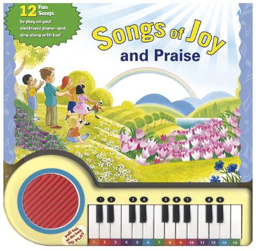 Songs of Joy and Praise (St. Joseph Kids' Books) (Christmas For Praise Songs)