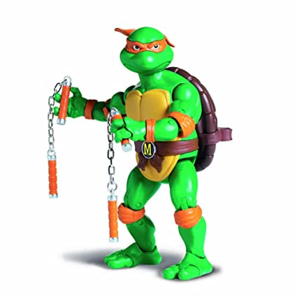 Tortugas Ninja - Figura Collector Original: Michelangelo ...