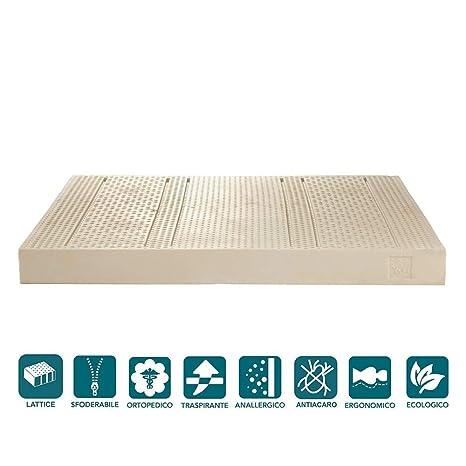 Materasso Lattice Pro E Contro.Evergreenweb Materassi Beds Energy Milk Materasso 100 Lattice Matrimoniale 160x190 Cm