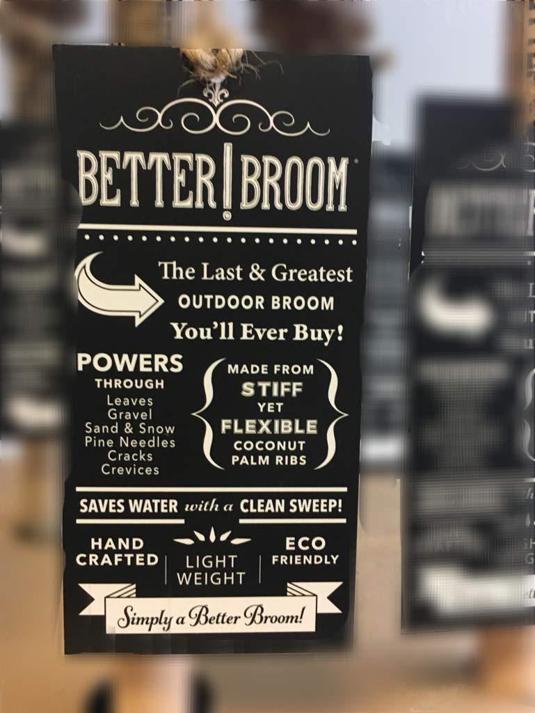 Better! Broom - Outdoor Garden Broom/Rake by BETTER! BROOM (Image #4)