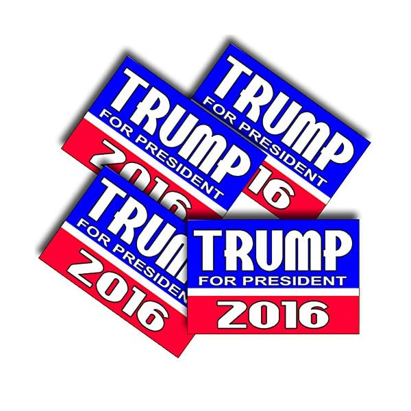 Donald-Trump-For-President-2016-Decals-Pack-Of-Four