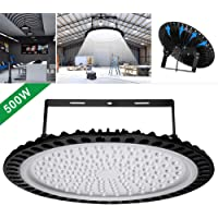 WIN UFO LED 500w, 120 grados Lámpara Industrial